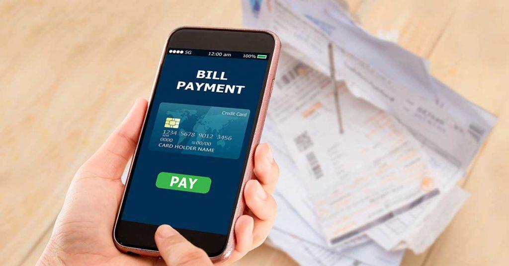 Digital Bill payment