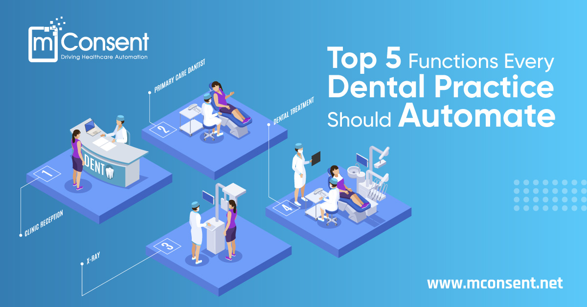 Top 5 Functions Every Dental Office Should Automate