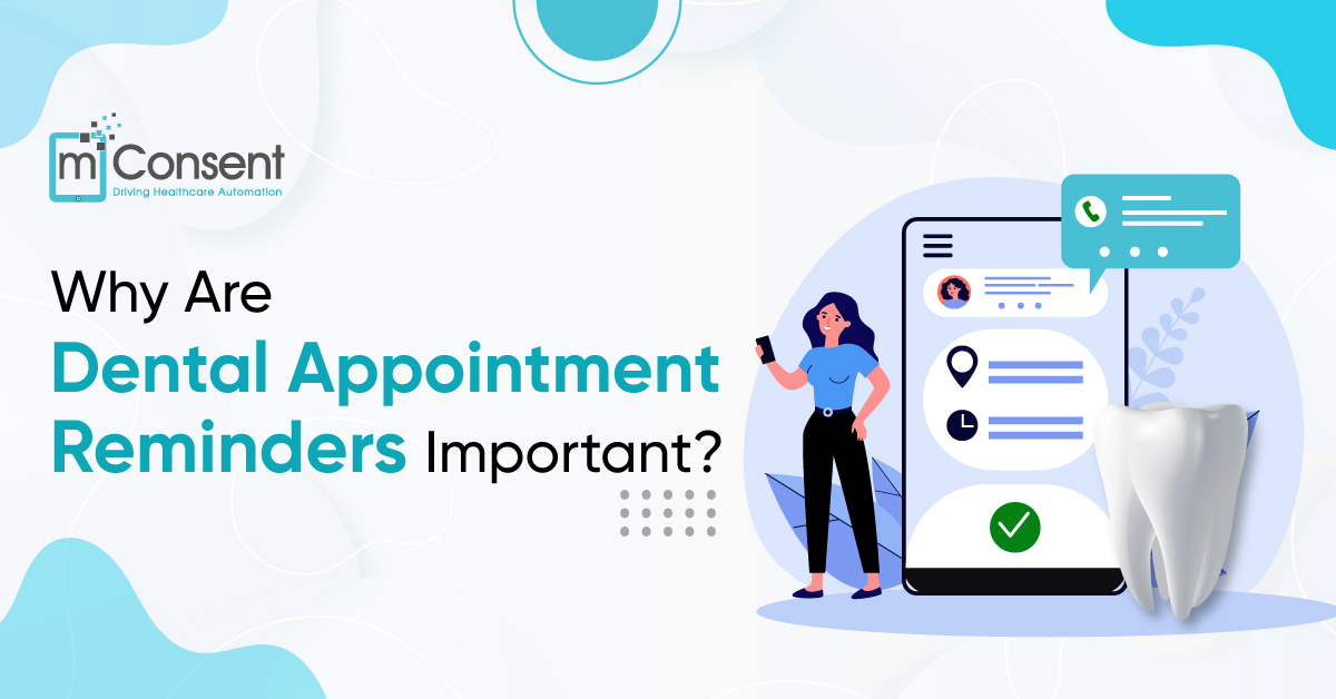 Why Are Dental Appointment Reminders Important?
